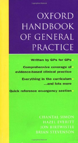 9780192632708: Oxford Handbook of General Practice (Oxford Handbooks Series)