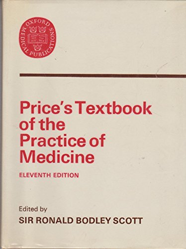 9780192641557: Textbook of the Practice of Medicine (Oxford Medicine Publications)