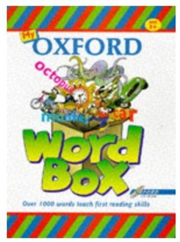9780192683397: My Oxford Word Box: Windows and Macintosh CD-ROM: Windows/Macintosh