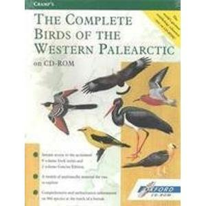 9780192685797: The Complete Birds of the Western Palearctic