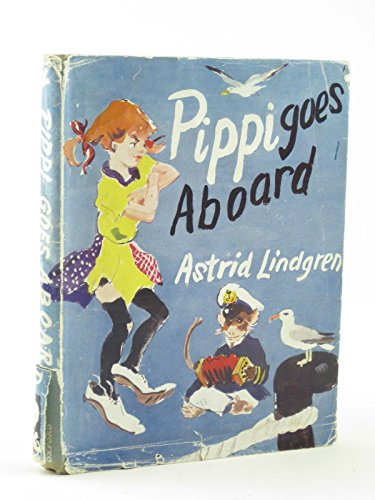 9780192710956: Pippi Goes Aboard