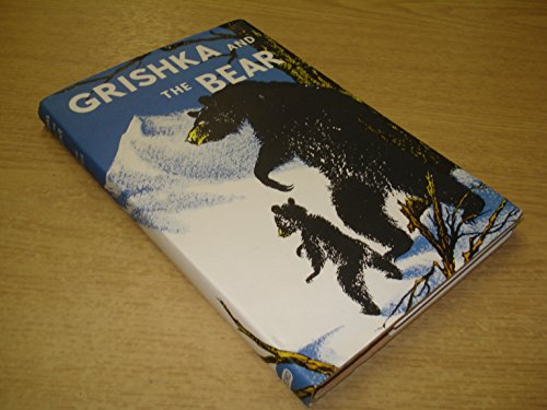 Grishka and the Bear: rene guillot, Illustrated