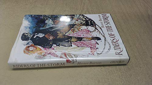 Riders of the Storm: Illustrated by Victor G. Ambrus.: Children's Books]. Burton, Hester