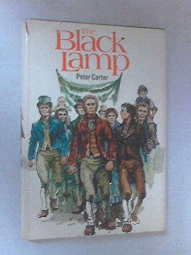 The Black Lamp: Carter, Peter