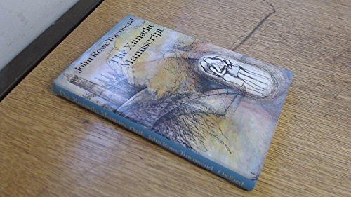 9780192714060: The Xanadu Manuscript