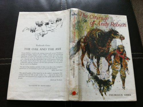 9780192714695: The Courage of Andy Robson