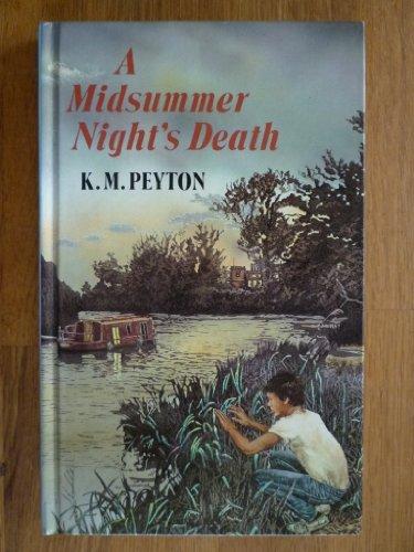9780192714800: A Midsummer Night's Death (Archway)