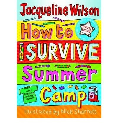 9780192715043: How to Survive Summer Camp (Eagle Books)