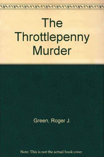 9780192716019: The Throttlepenny Murder