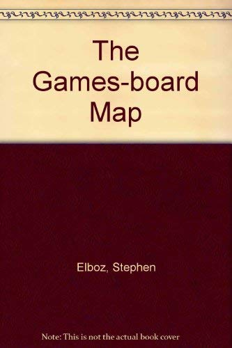 9780192717016: The Games-board Map