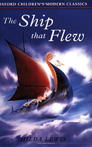 9780192717689: Ship That Flew (Oxford Children's Modern Classics)