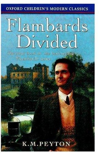 9780192717870: Flambards Divided (Oxford Children's Modern Classics)