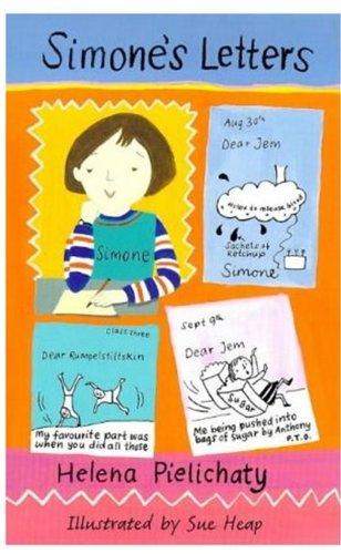 9780192718167: Simone's Letters