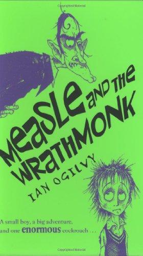 MEASLE AND THE WRATHMONK.: Ogilvy, Ian.