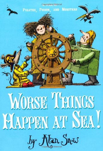 9780192719652: Worse Things Happen at Sea!