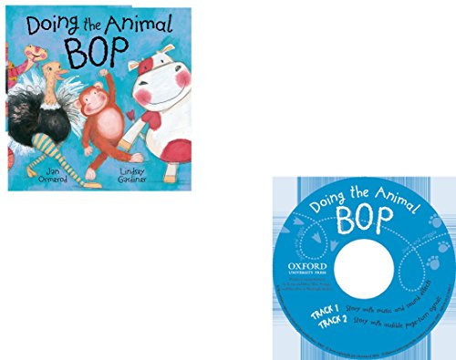 9780192719881: Doing the Animal Bop: Book/CD