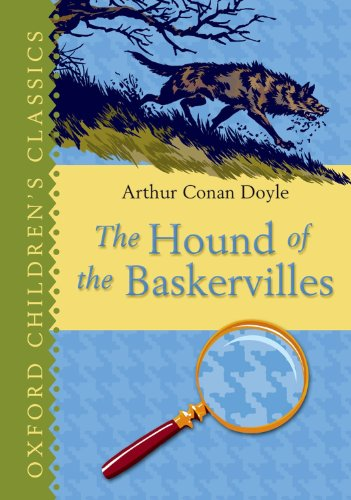 9780192720047: The Hound of the Baskervilles: Oxford Children's Classics