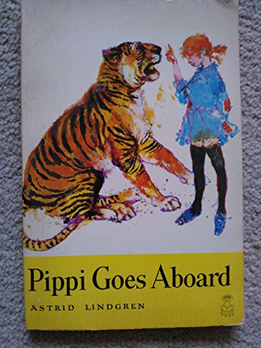 9780192720191: Pippi Goes Aboard (Oxford Children's Paperbacks)