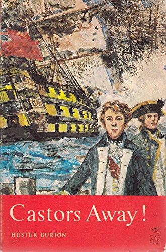 9780192720290: Castors Away! (Oxford Children's Paperbacks)