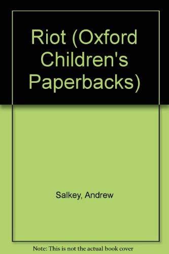 Riot (Oxford Children's Paperbacks): Andrew Salkey