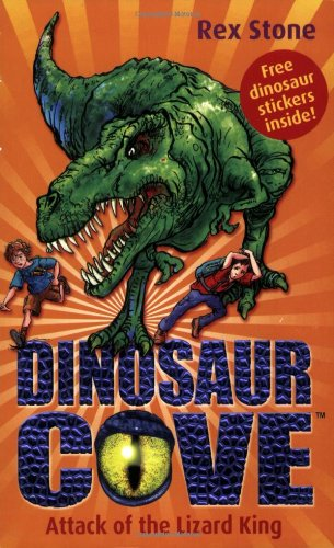 9780192720924: Attack of the Lizard King (Dinosaur Cove)