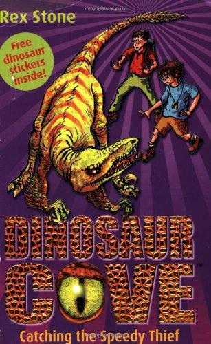 9780192720962: Catching the Speedy Thief (Dinosaur Cove)