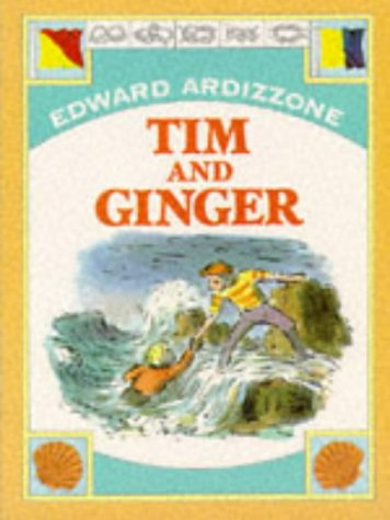 Tim and Ginger (0192721135) by Edward Ardizzone