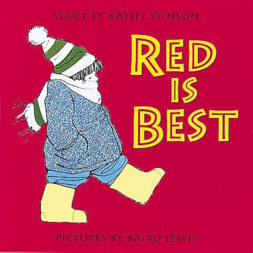 9780192721563: Red Is Best
