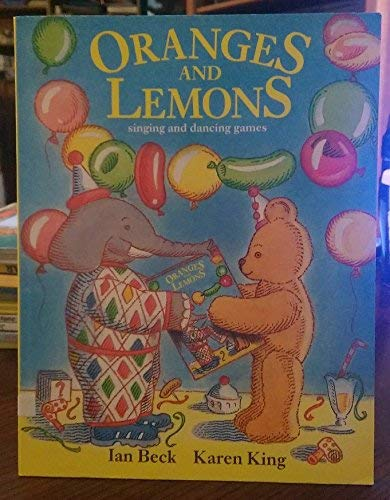 9780192721716: Oranges and Lemons: Musical Party Games for Children