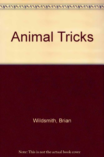 9780192721761: Animal Tricks