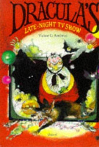9780192722577: Dracula's Late Night TV Show
