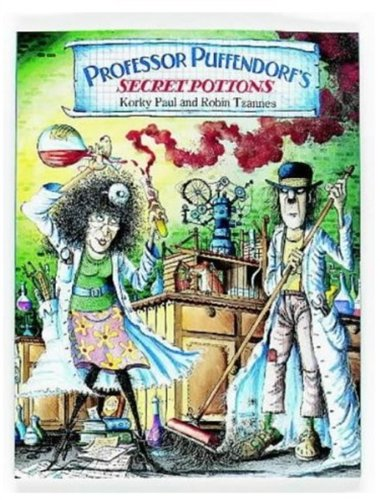 9780192722614: Professor Puffendorf's Secret Potions