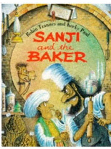 9780192722690: Sanji and the Baker
