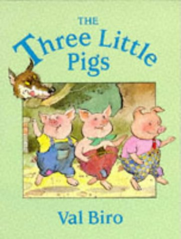9780192722775: The Three Little Pigs