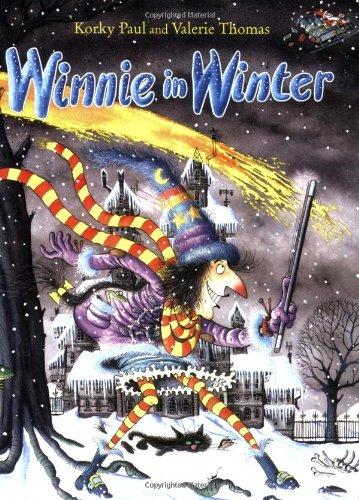 9780192723161: Winnie in Winter (Winnie the Witch)