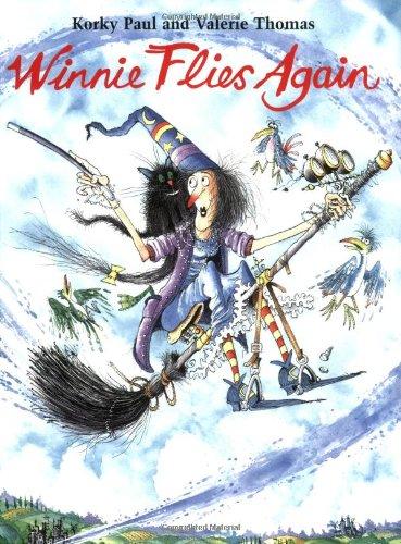9780192723482: Winnie Flies Again (Winnie the Witch)