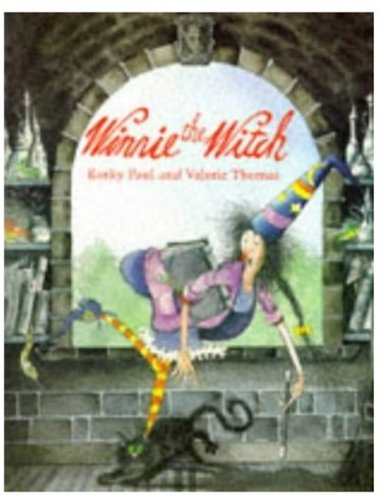 9780192723581: WINNIE THE WITCH BIG BOOK (Big Books)