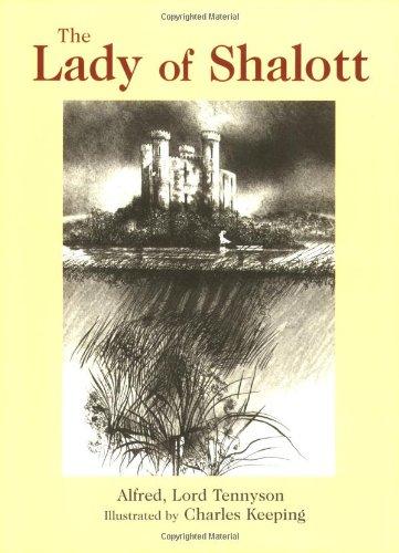 9780192723710: The Lady Of Shalott