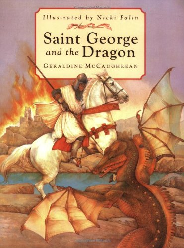 9780192723765: Saint George and the Dragon