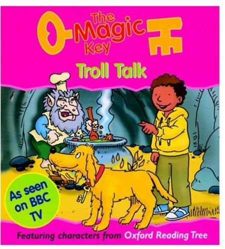 9780192724335: The Magic Key: Troll Talk (The magic key story books)
