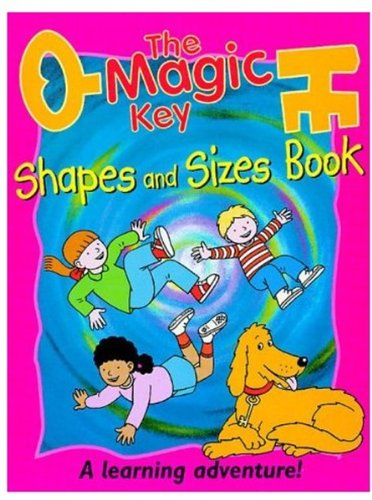 9780192724403: Magic Key Shapes and Sizes Book