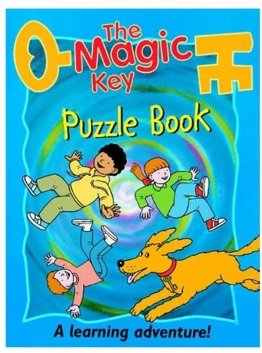 9780192724434: Magic Key Puzzle Book