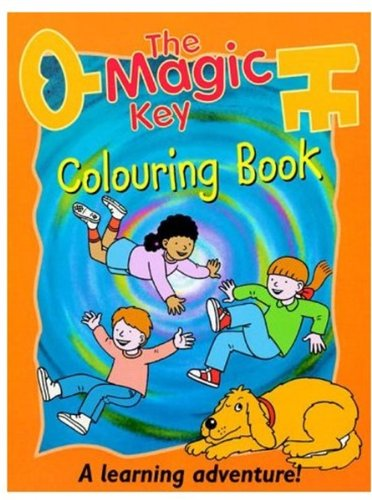 9780192724441: Magic Key Colouring Book