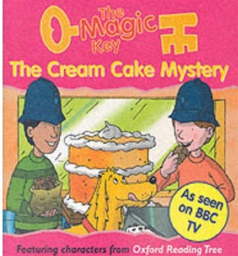 9780192724755: The Magic Key: Cream Cake Mystery (The magic key story books)