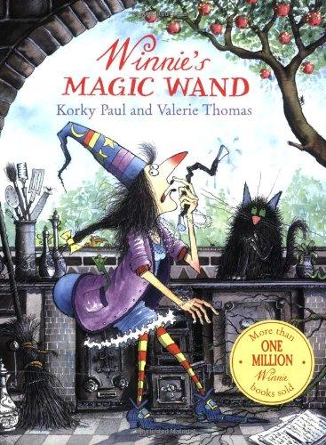 9780192725417: Winnie's Magic Wand (Winnie the Witch)