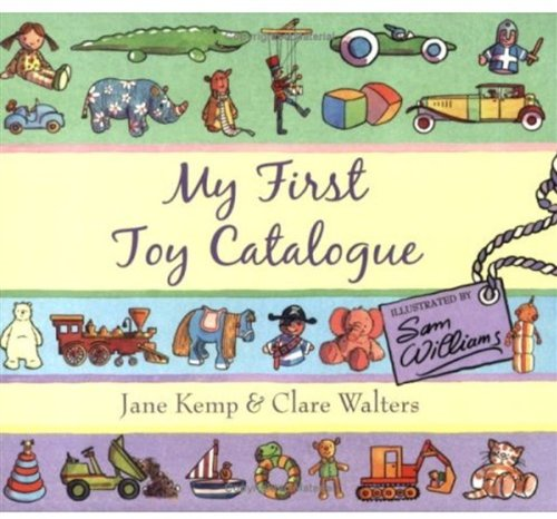 9780192725844: My First Toy Catalogue