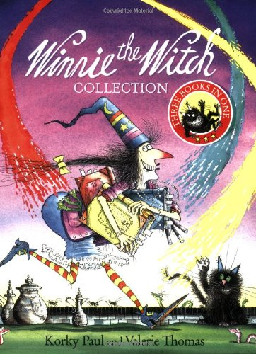 9780192725967: Winnie the Witch Collection Three Books in One