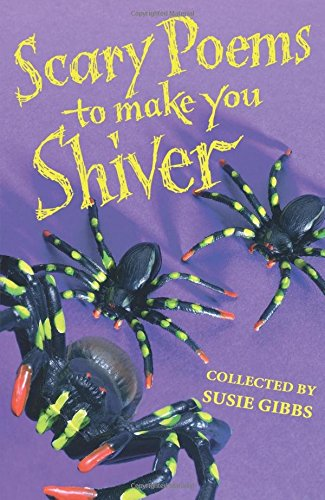 9780192726070: Scary Poems to Make You Shiver