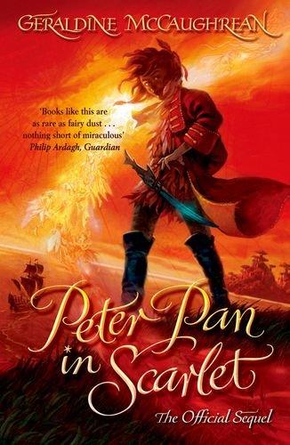 9780192726216: Peter Pan in Scarlet