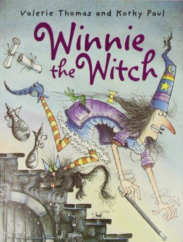 Winnie the Witch: Thomas, Valerie